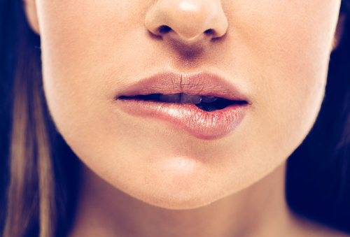 Are Lip & Cheek Biting Actually Bad for You?