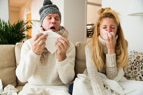 5 Tips to Help You Avoid The Flu